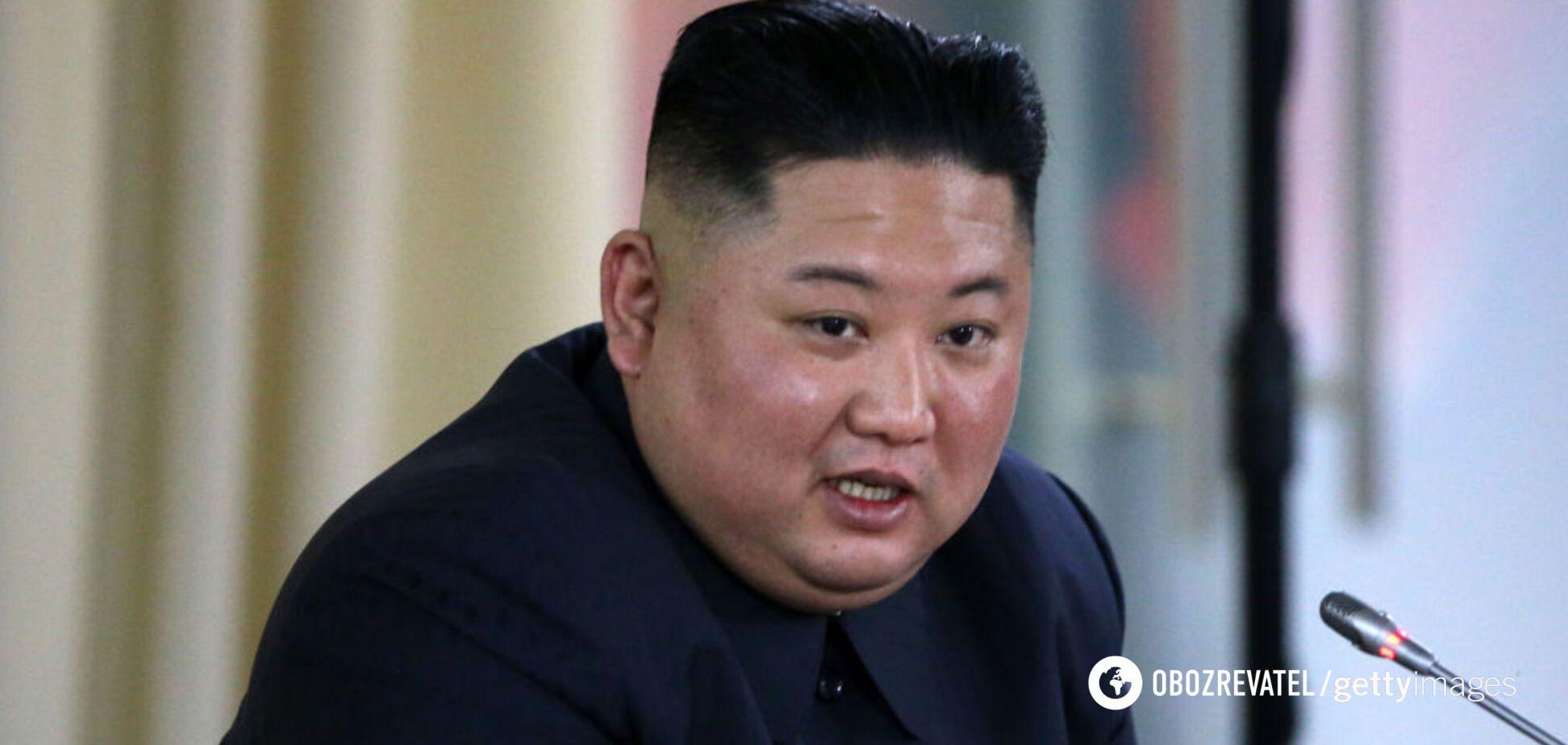 Разведчики рассказали о состоянии здоровья Ким Чен Ына: он похудел на 20 килограмм. Фото