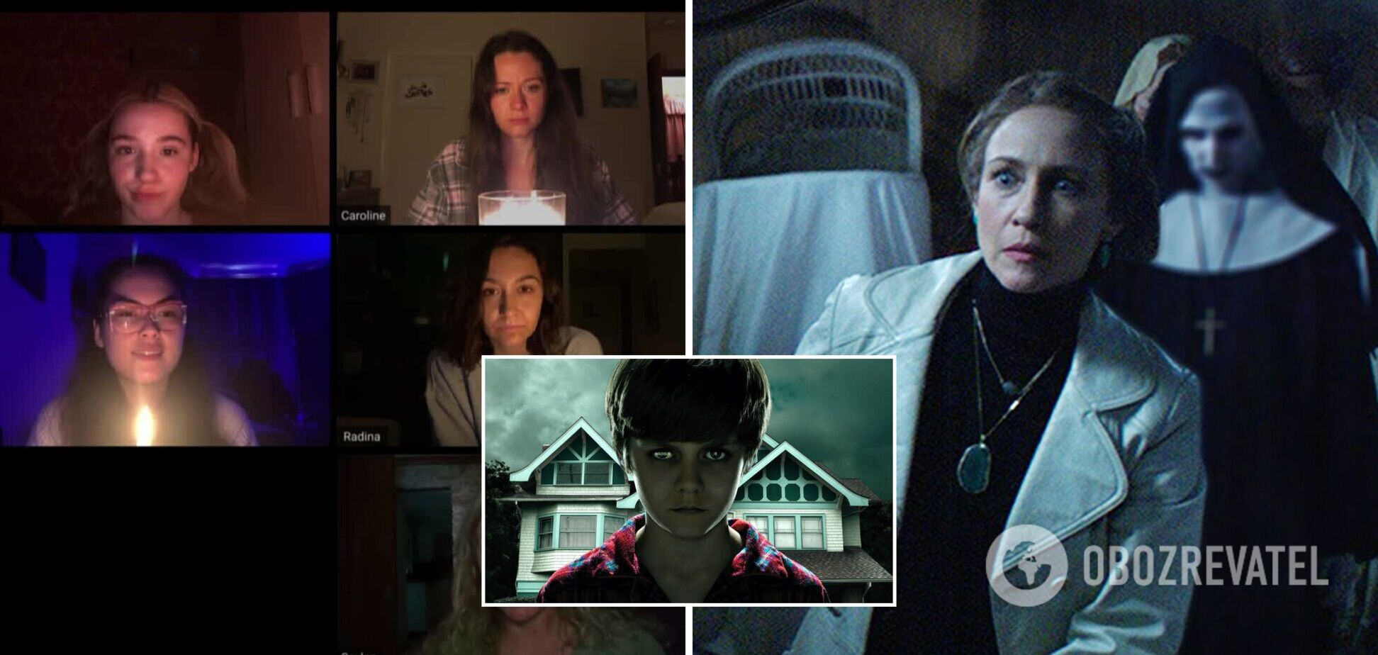 Топ найстрашніших фільмів жахів
