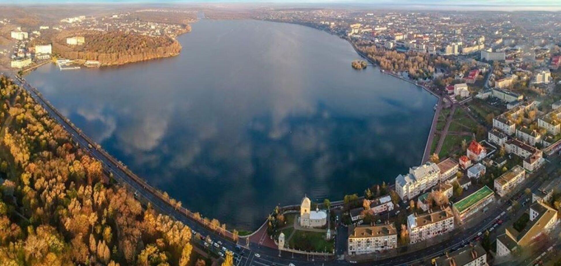 В Украине объявили международный тендер на строительство обходной дороги Тернополя