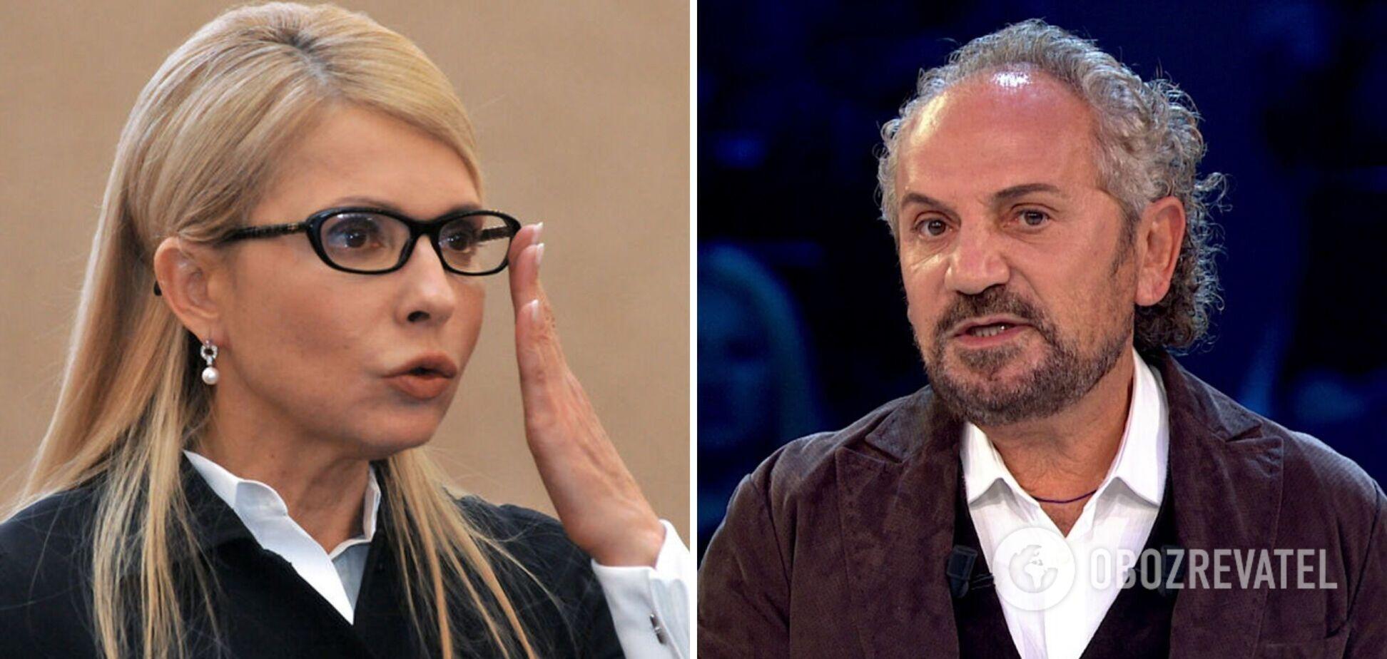 Тимошенко заявила про плани влади закрити 'Свободу слова Савіка Шустера' та прибрати журналіста з України. Відео