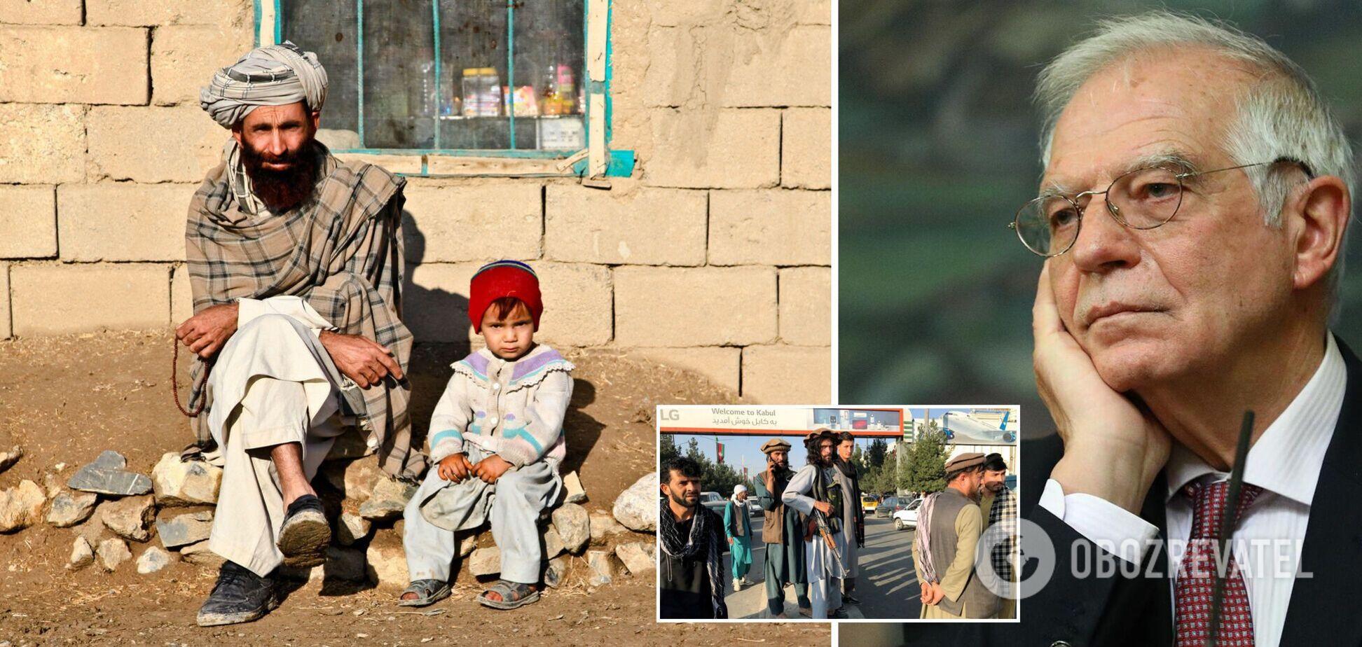 Афганістан перебуває на межі соціально-економічного колапсу, – головний дипломат ЄС