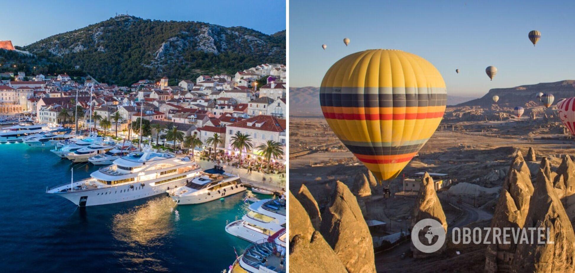 Хорватія чи Туреччина в жовтні: порівняння курортів, клімату, цін на житло й екскурсій