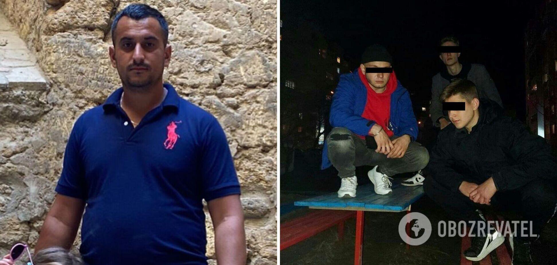 Убивство копа в Чернігові: мати одного з підлітків заявила, що першим вдарив поліцейський