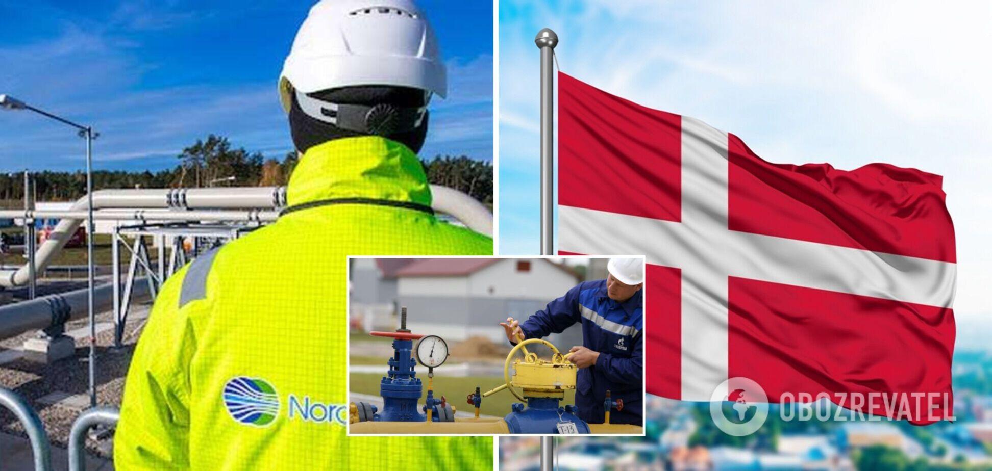 'Газпром' объявил о наполнении 'Северного потока-2', а в Дании выдвинули России условие