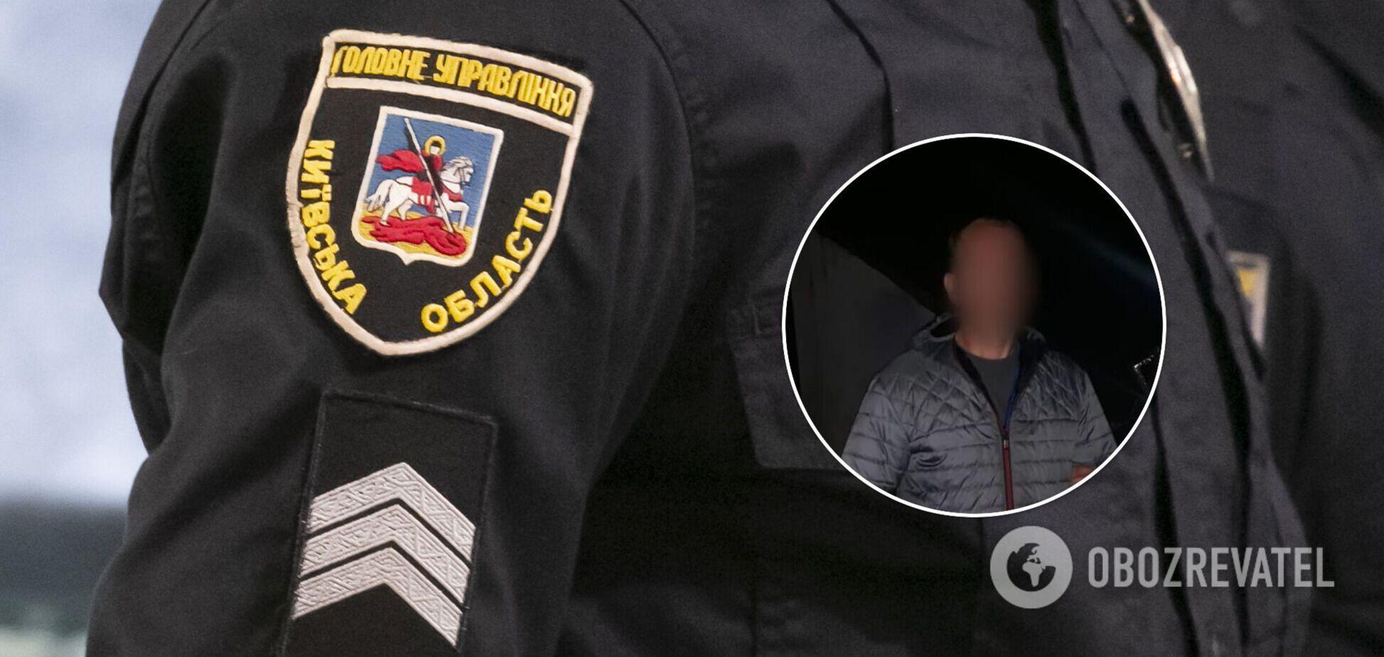 Поліцейські знайшли стрілка в короткі терміни