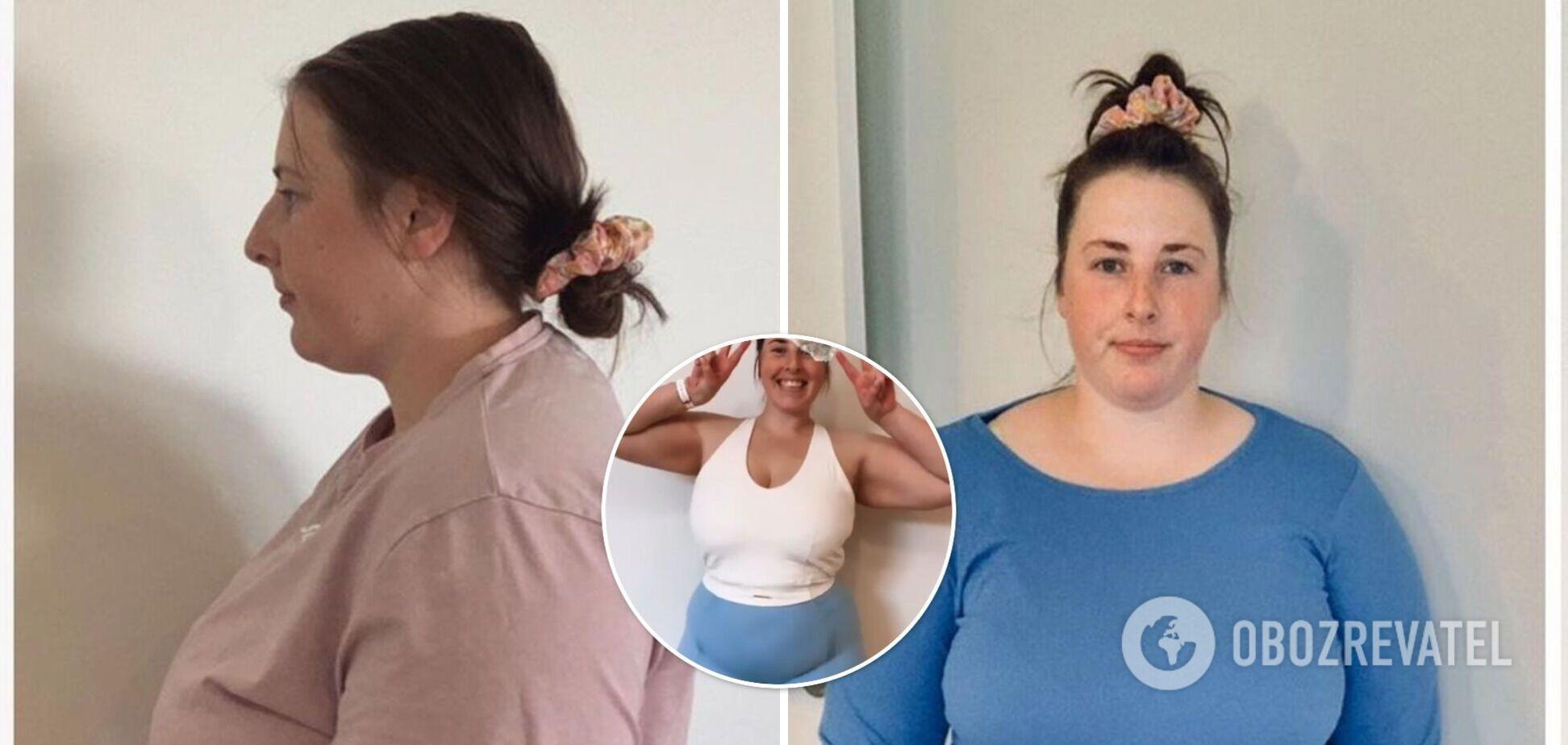Австралійка скинула 30 кг за 4 місяці та розкрила секрет успіху. Фото і відео
