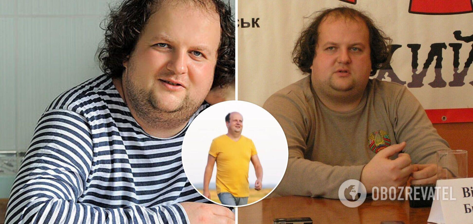 'У мене є своя дієта': соліст 'ТіК' Бронюк скинув 30 кг і поділився рецептом успіху. Фото до і після