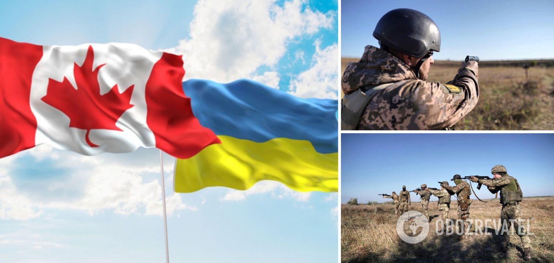 У ЗСУ розповіли про співпрацю з військовими Канади: армія нарощує потенціал