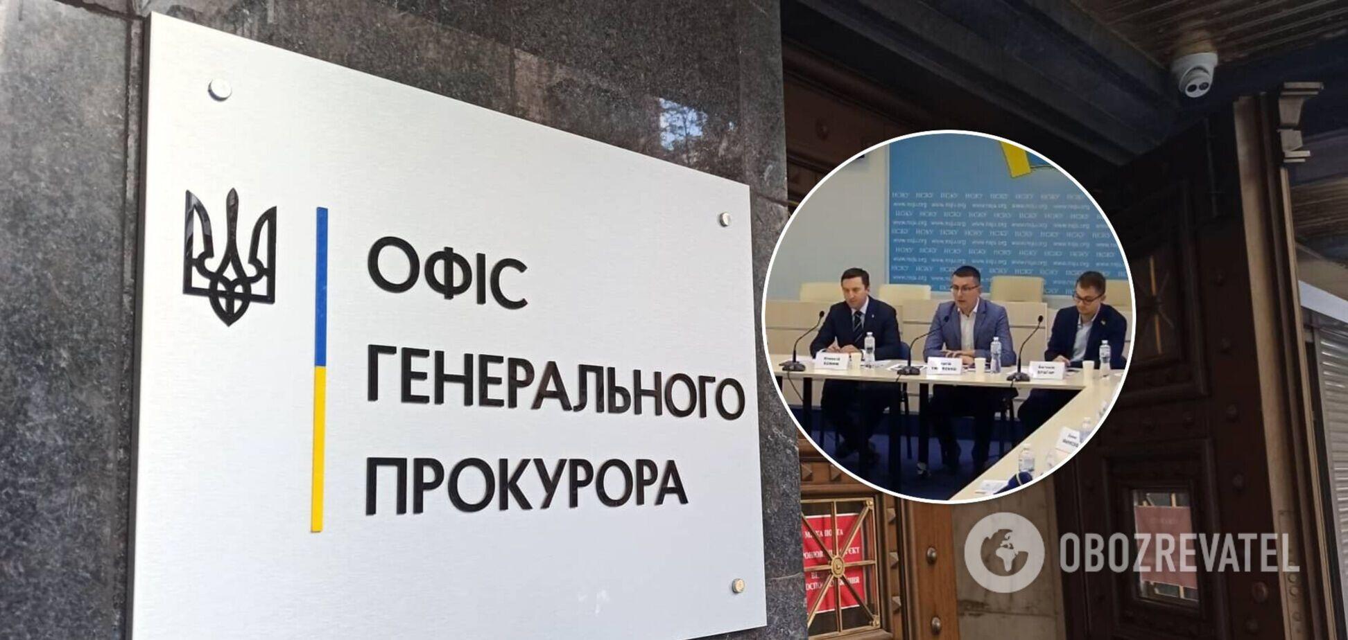 В НСЖУ обговорили роль прокурорів у справах про злочини проти журналістів