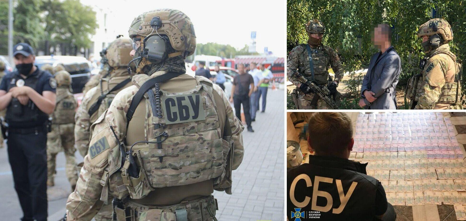 Терор на Одещині, 'розпродаж' гранатометів у Миколаєві та корупційні схеми в УЗ: які справи викрила СБУ