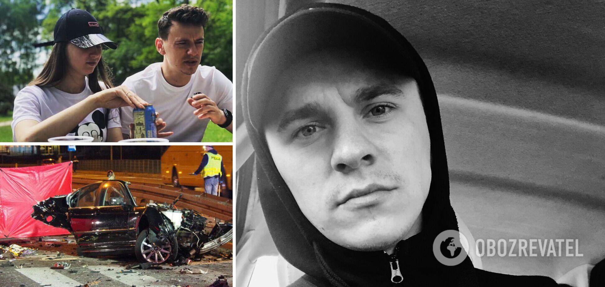 У Польщі в ДТП розбилися молоді українці