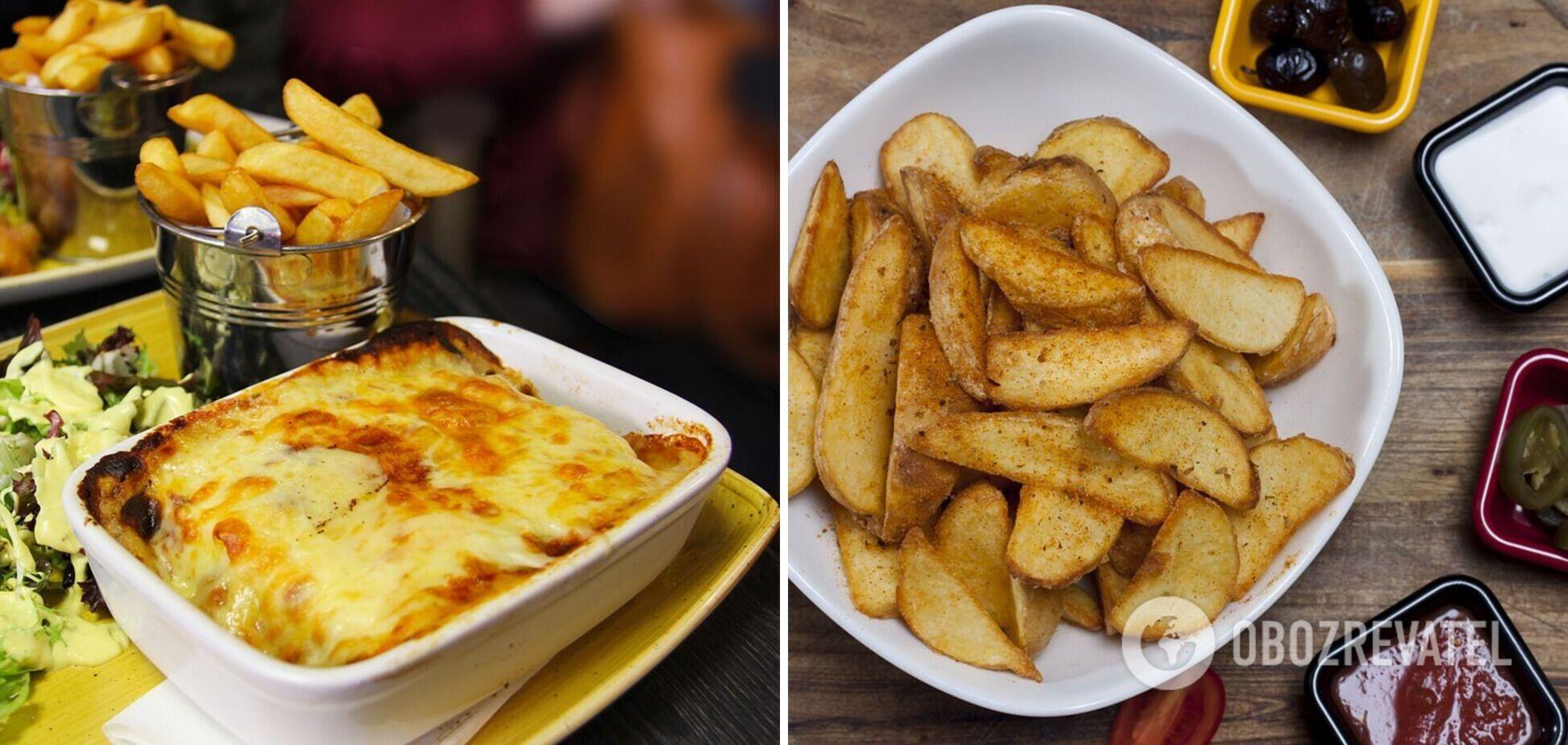 Що приготувати з картоплі, якщо смажена і варена набридла: кухарі поділилися порадами