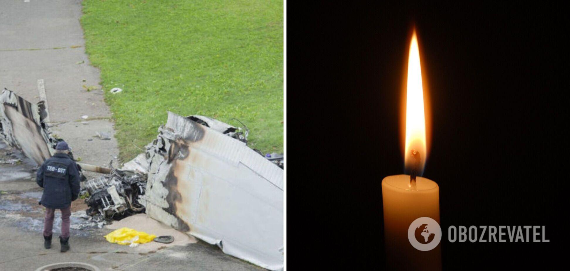 У Канаді впав літак, загинув пасажир