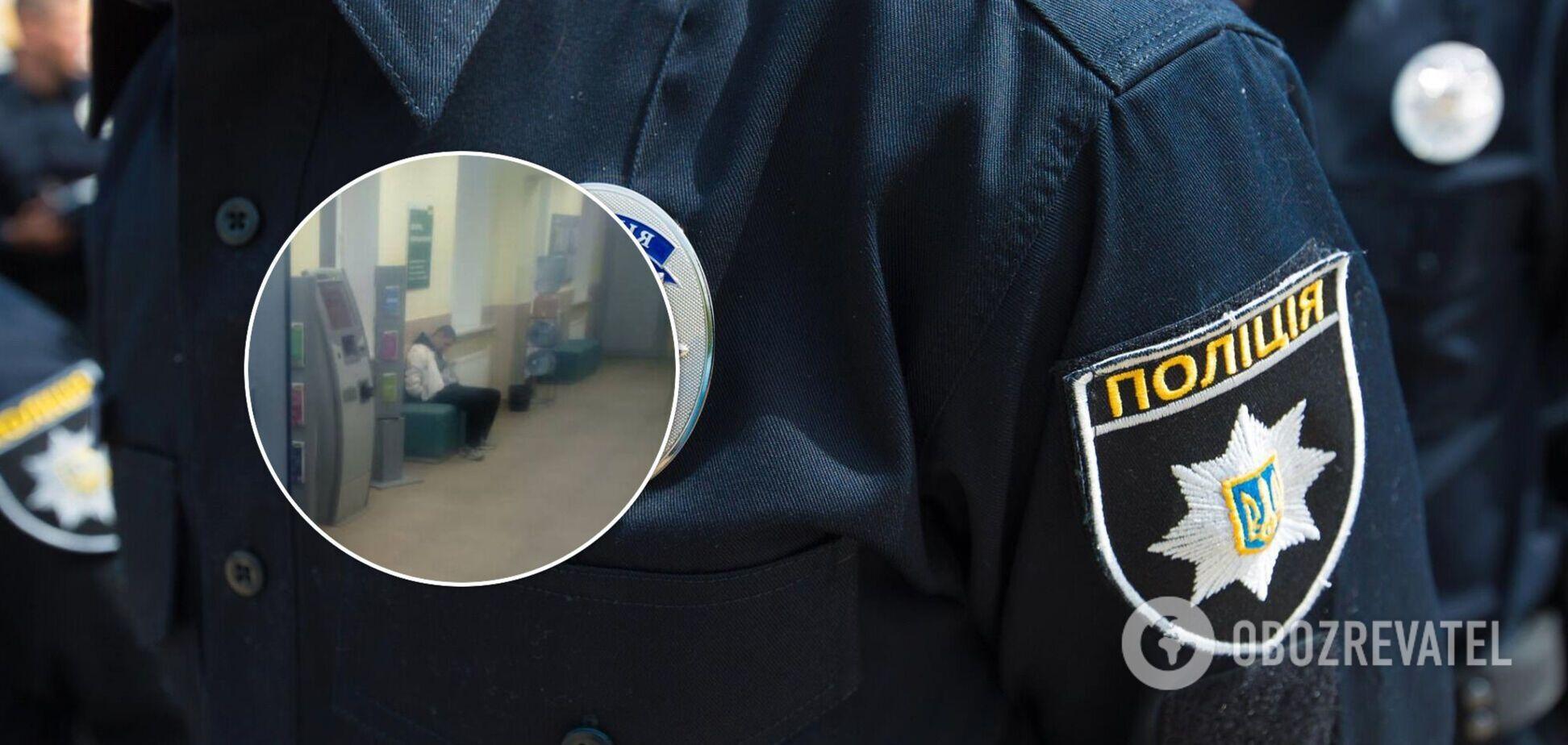 Мужчина оказал сопротивление сотрудникам охраны
