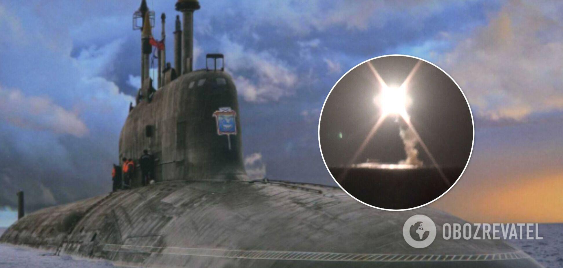Росія вперше провела випробування гіперзвукової ракети 'Циркон': з'явилися подробиці. Відео