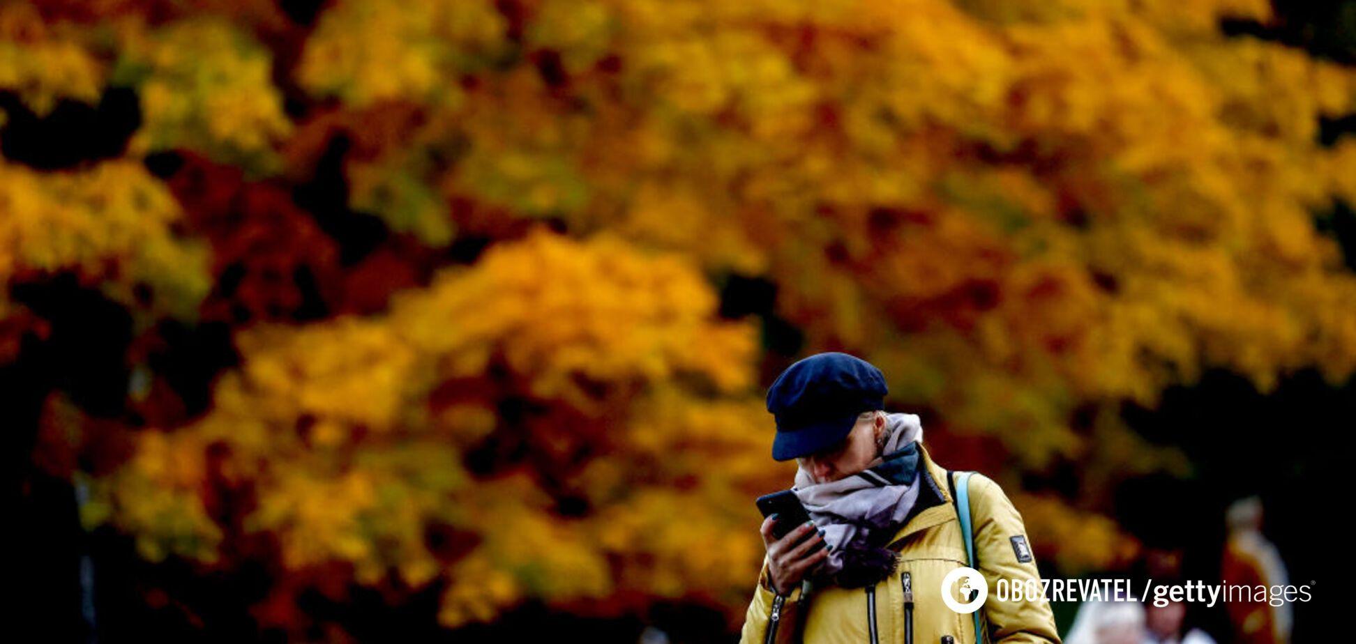Коли в жовтні буде тепло, а коли є ймовірність снігу: народний синоптик дав прогноз