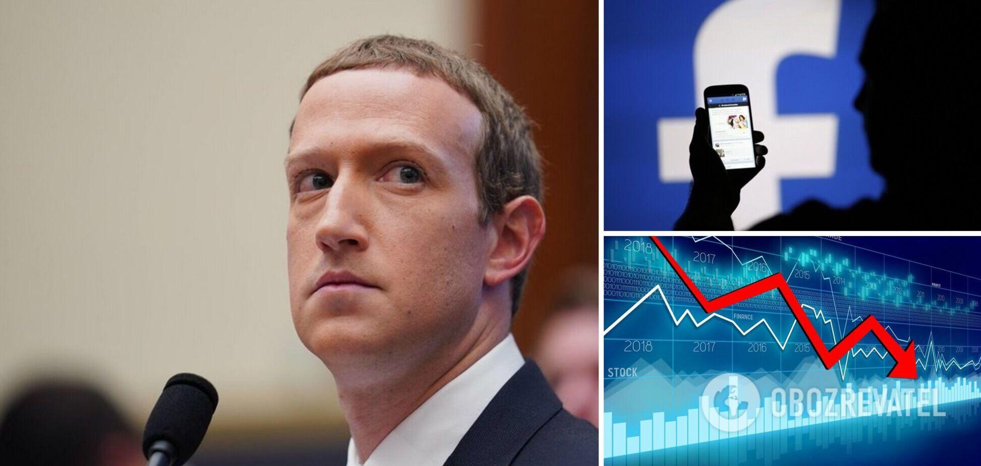 Крупнейший сбой в Facebook, Instagram и WhatsApp: работа соцсетей восстановилась спустя 7 часов