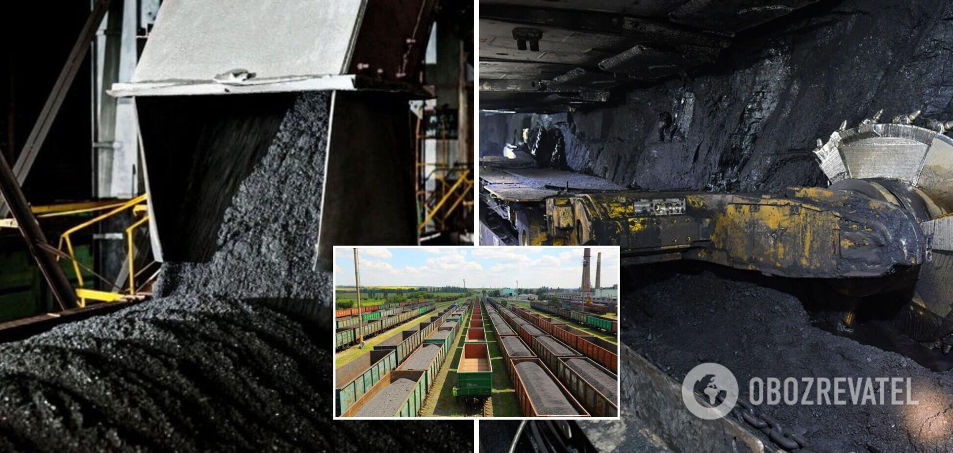 Шахти ДТЕК нарощують видобуток вугілля для проходження зими