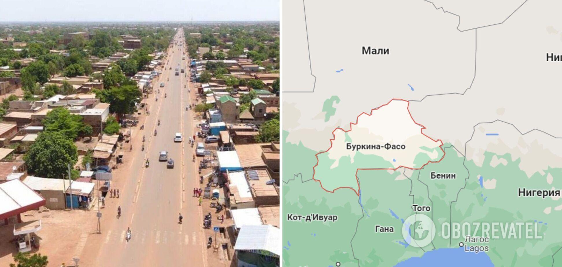 Бойовики вбили солдатів у Буркіна-Фасо