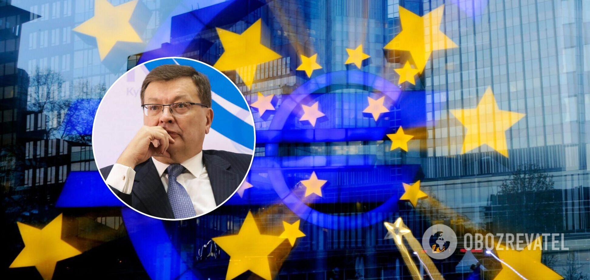 Хайп об остановке безвиза будет развеян на саммите Украина-ЕС, – Грищенко