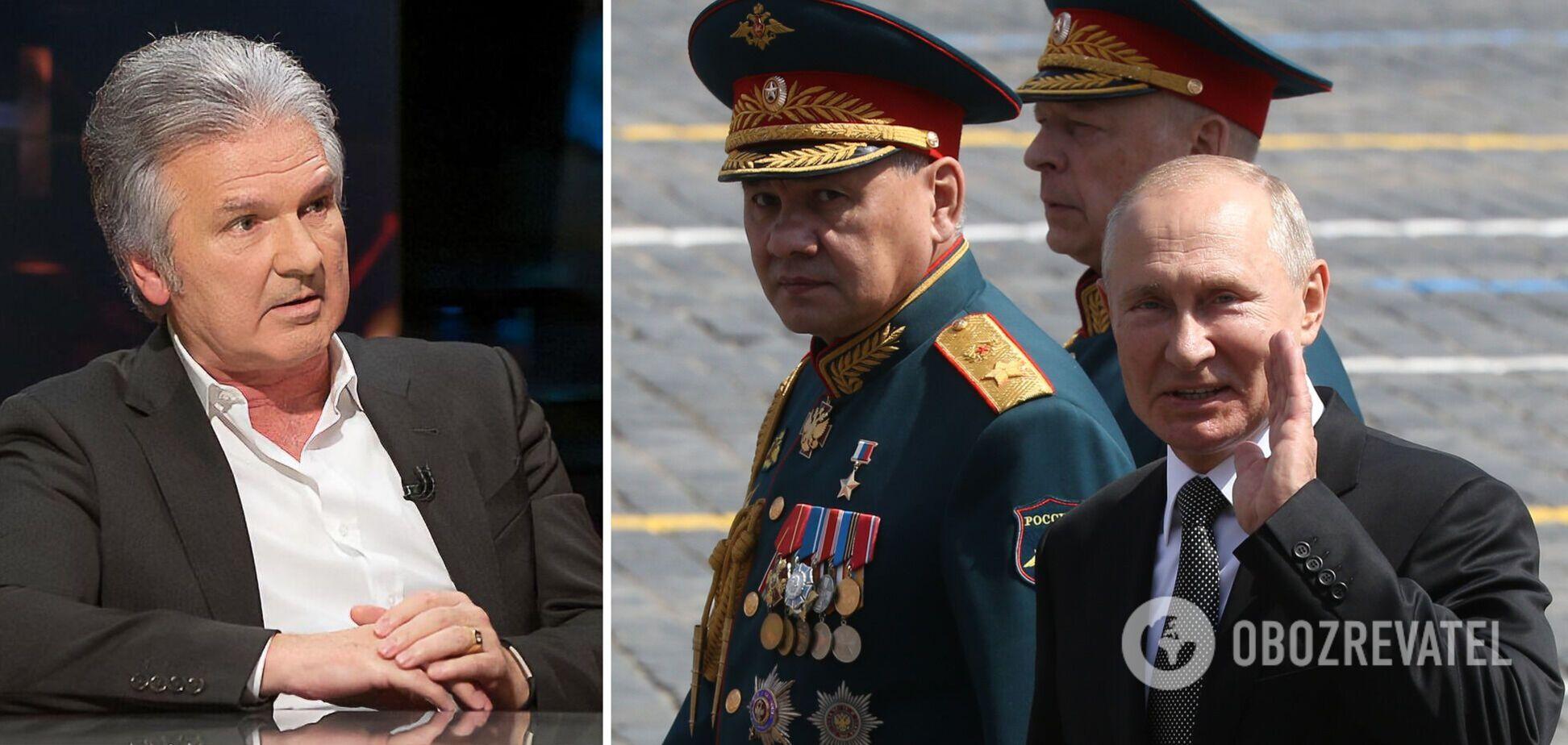 Однокурсник Путина посоветовал Украине сближаться с США