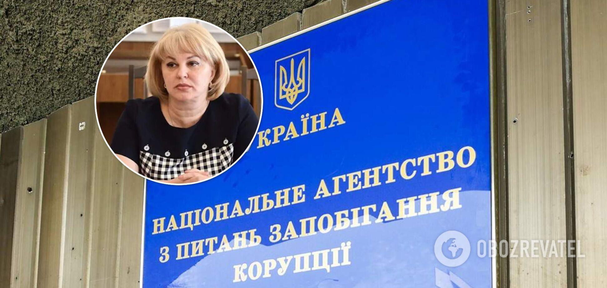 В Днепре требуют от НАПК и НАБУ проверить законность деятельности судьи Натальи Деркач