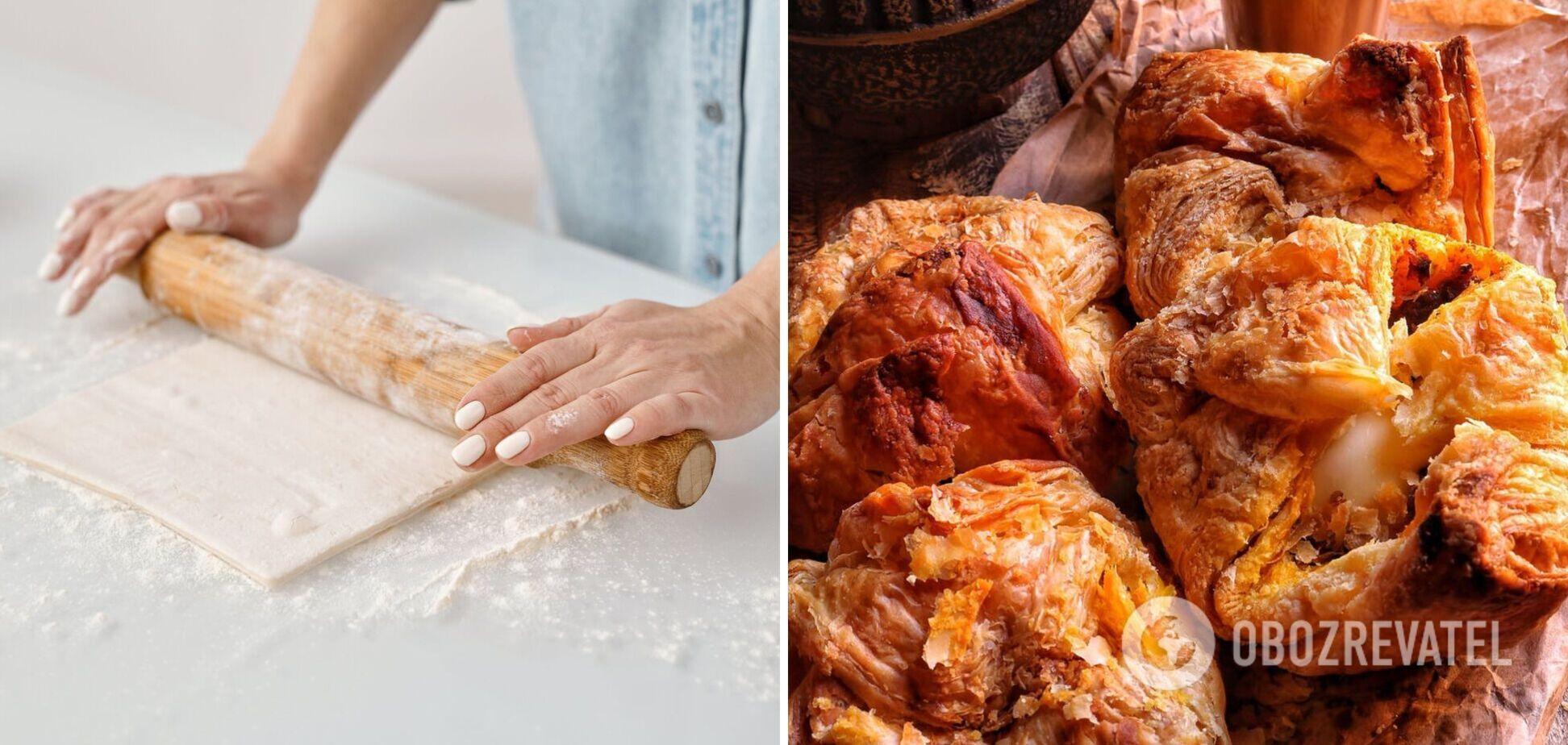 Що може зіпсувати домашнє листкове тісто: поради експертів