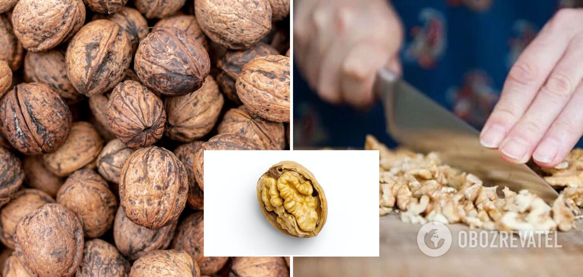 Вчені розповіли про користь вживання горіхів: можуть збільшити шанси на здорову старість