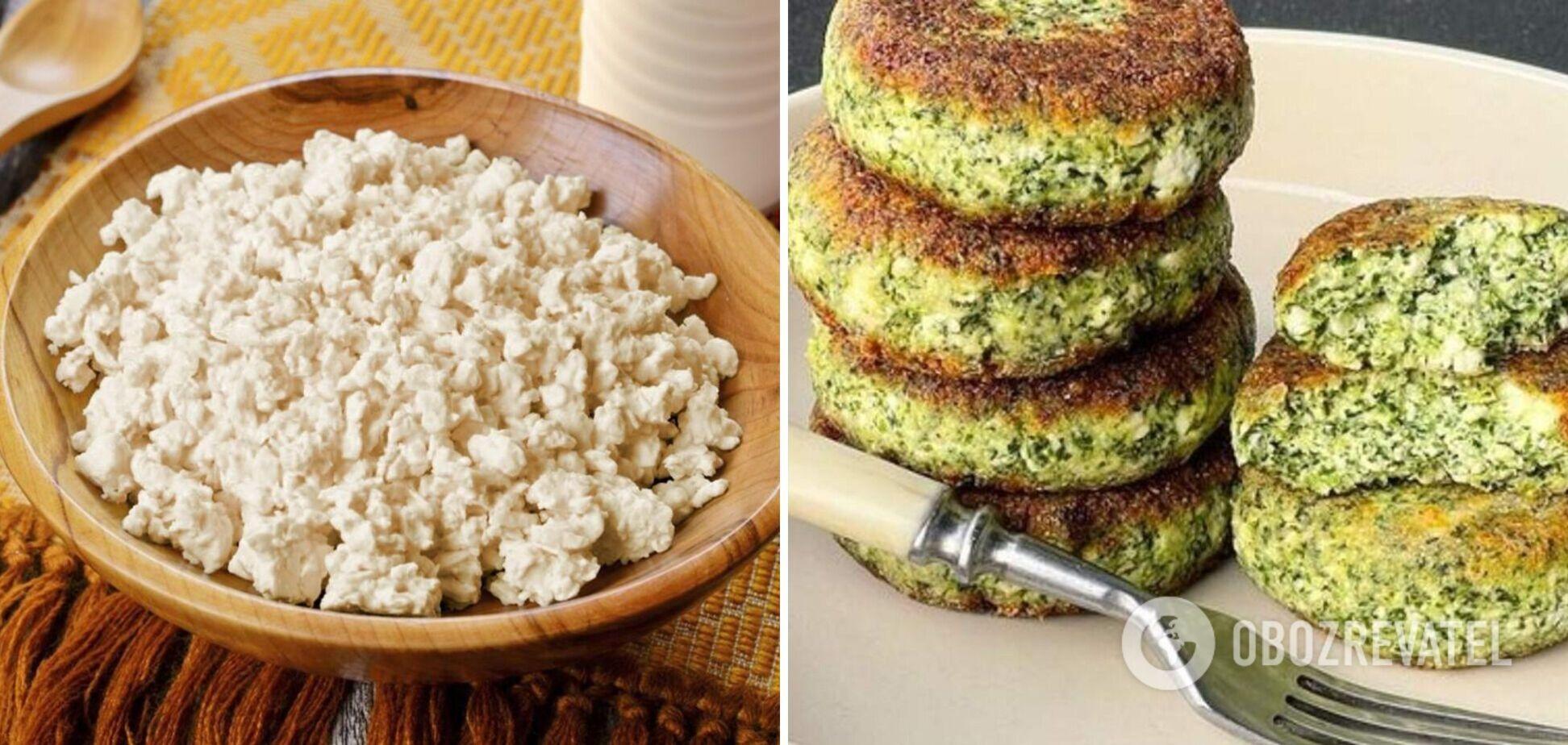 Солоні сирники: 2 варіанти начинки від кухарів