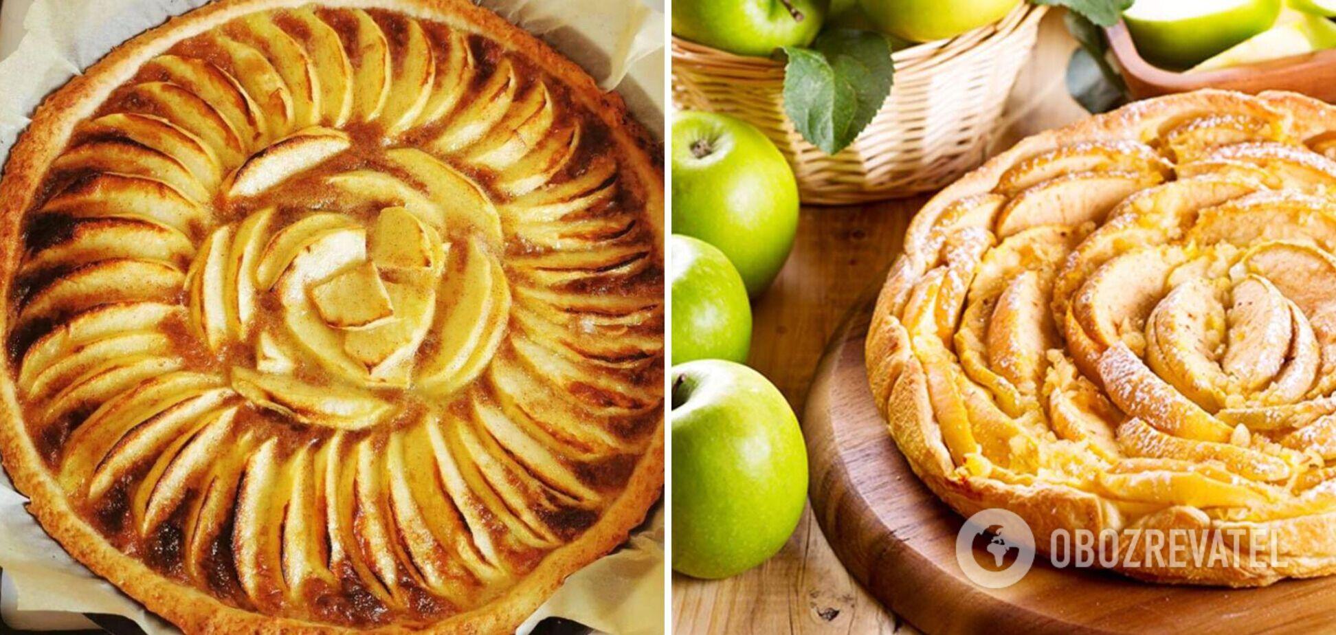 Рецепт корнуельського яблучного пирога: не черствіє декілька днів