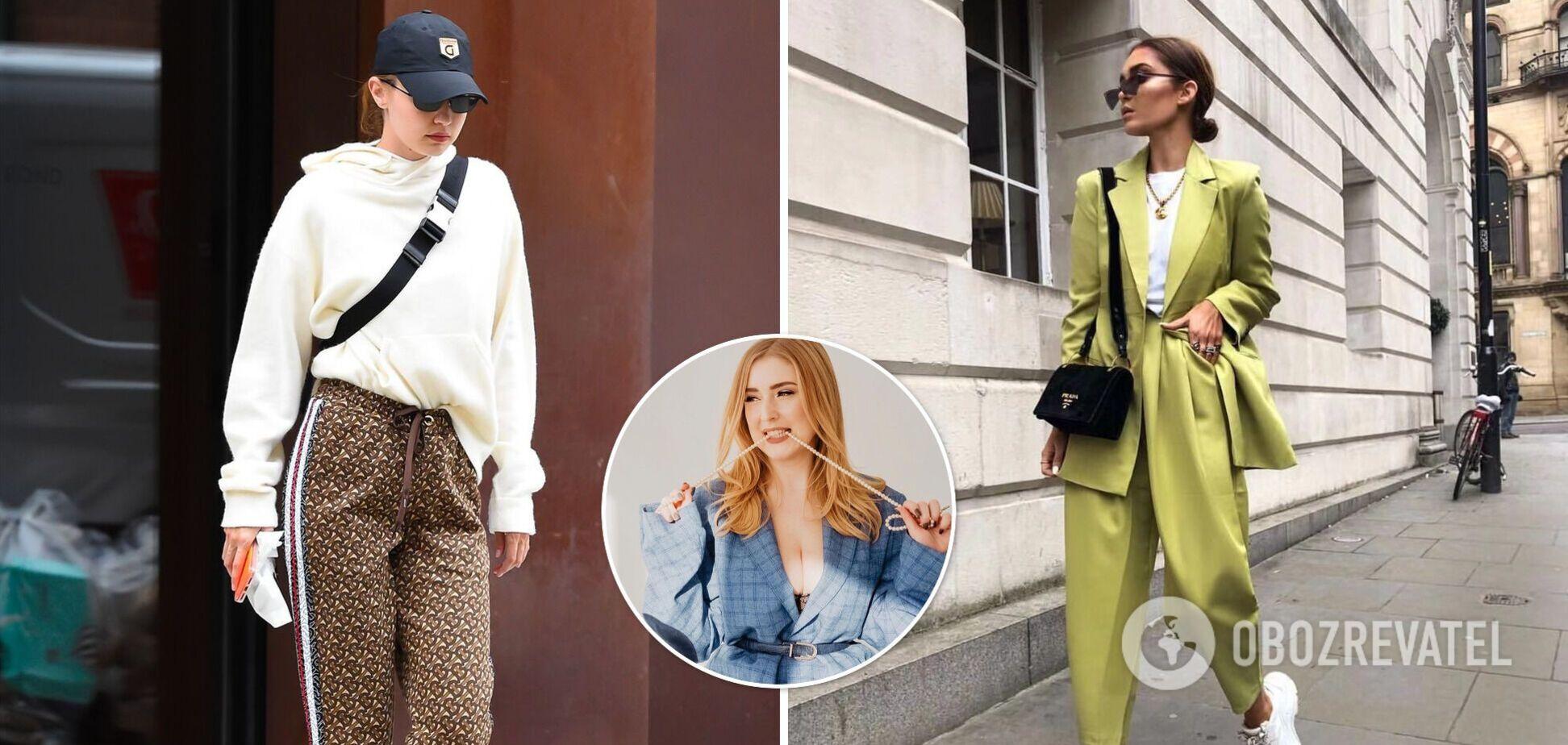 Стилист рассказала, как нельзя носить классические вещи в 2021. Эксклюзив