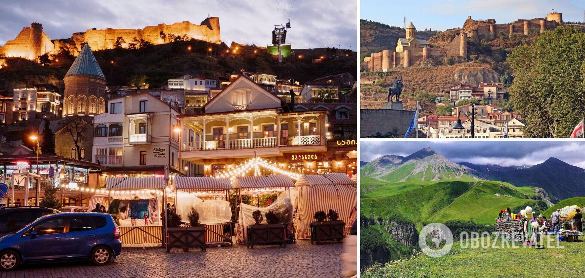 Осенний отдых в Грузии: лайфхаки для туристов