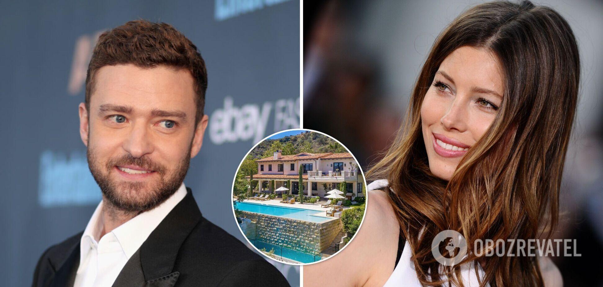 Джастин Тимберлейк выставил на продажу особняк за 35 млн долларов: как выглядит дом. Фото и видео