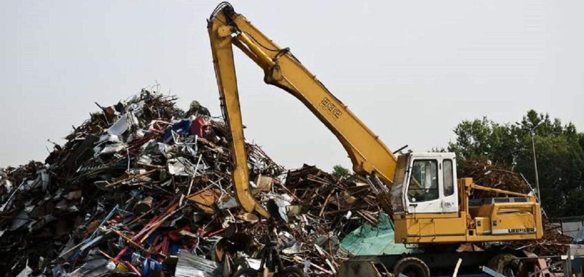 Экспорт металлолома из Украины взлетел в десятки раз: почему это важно для всех