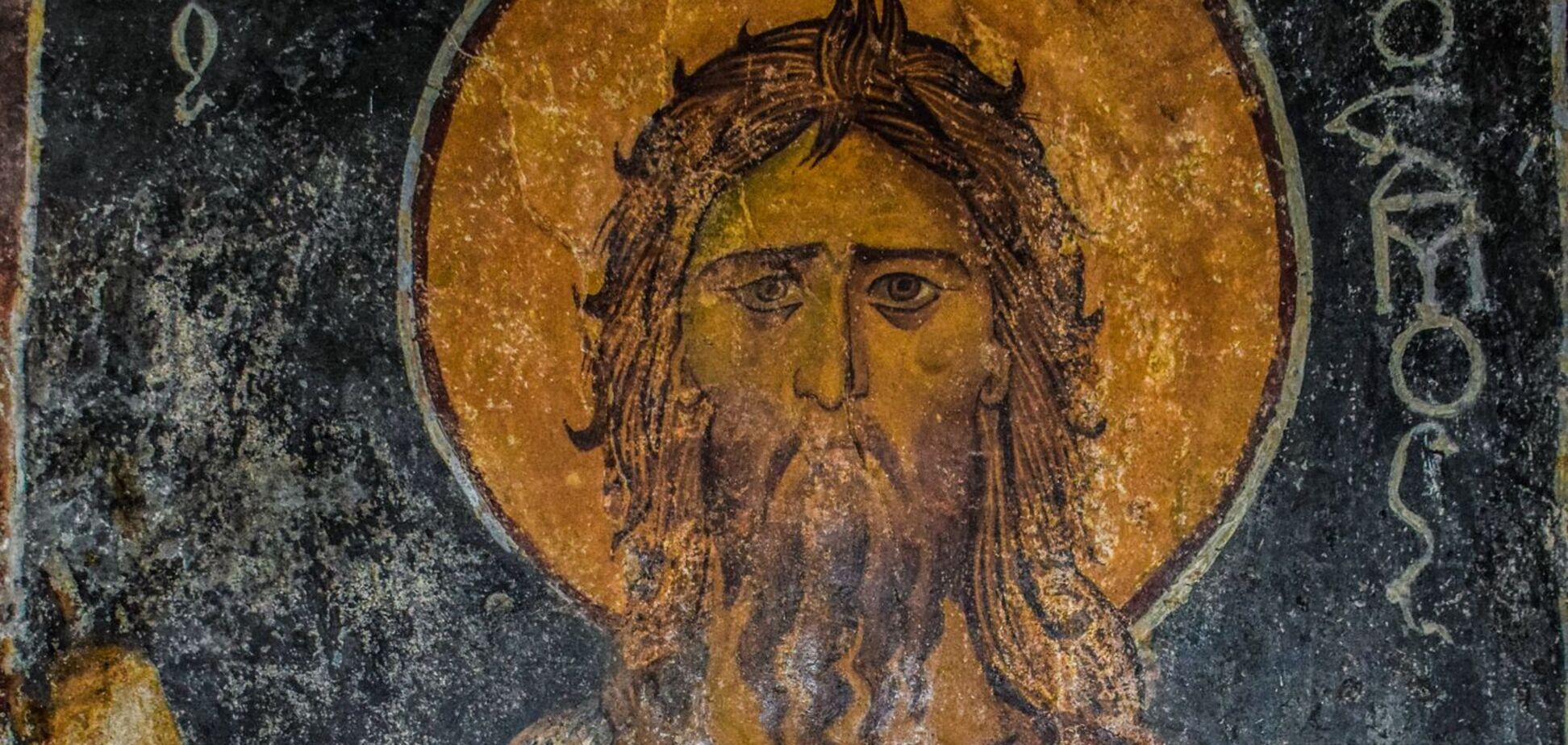 6 жовтня відзначається Зачаття Іоанна Предтечі