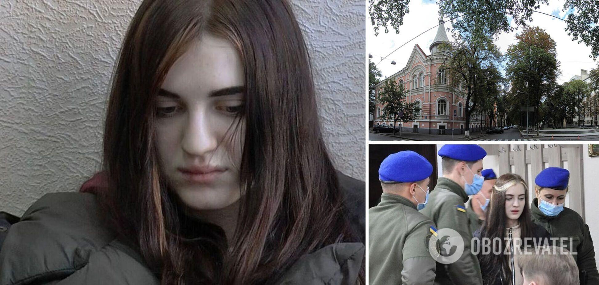 Вероника Моторина убийство инструктора тира