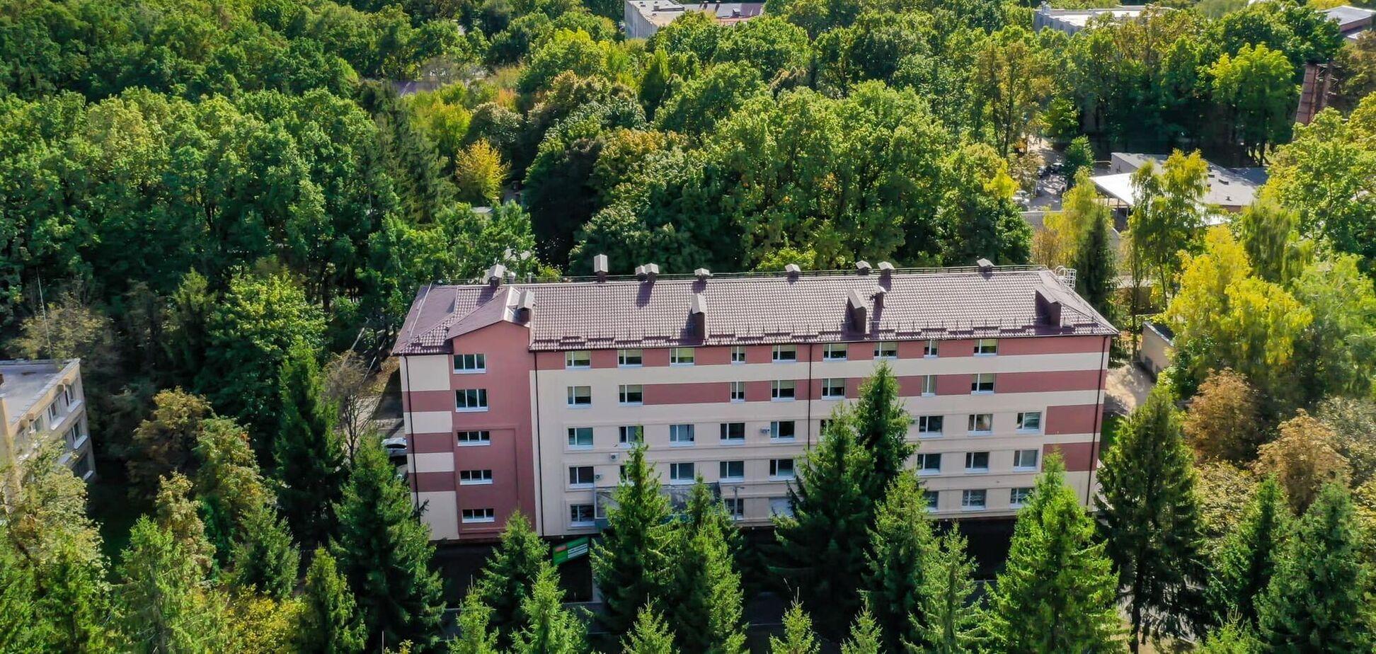 'Велике будівництво': за програмою Зеленського відреконструювали Подільський онкоцентр