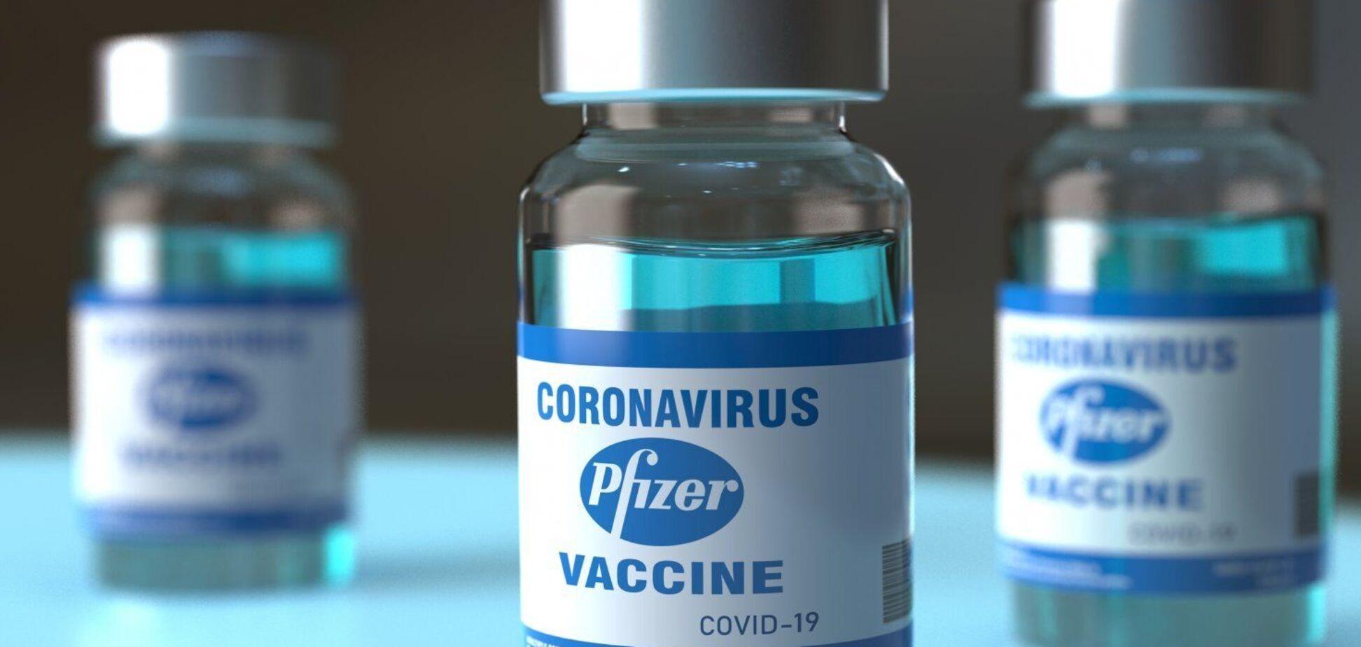 Исследователи определили реальную эффективность вакцины Pfizer от COVID-19