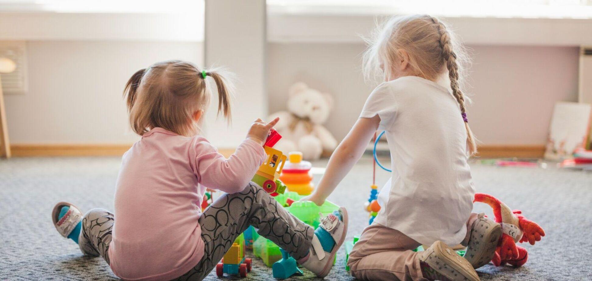 Люди говорят, что детсад в доме - это шумно и небезопасно для детей. Иллюстрация