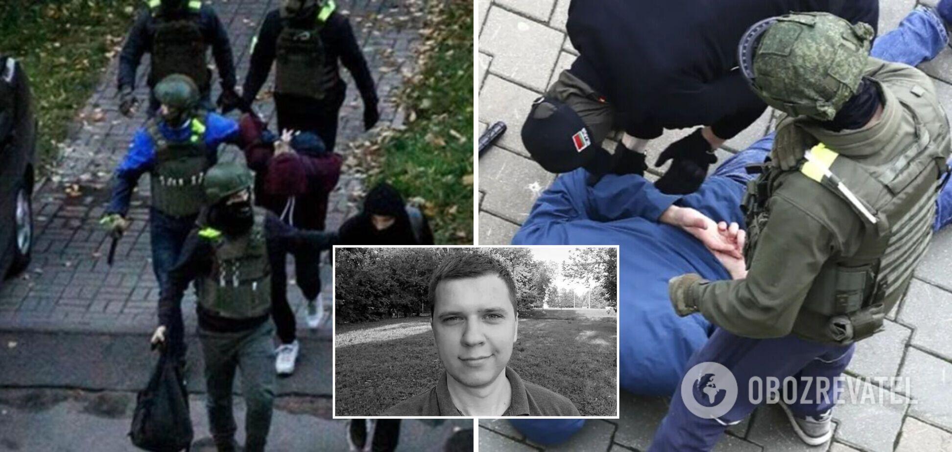У Білорусі заарештували більше ніж 130 осіб через коментарі про загибель Зельцера та співробітника КДБ