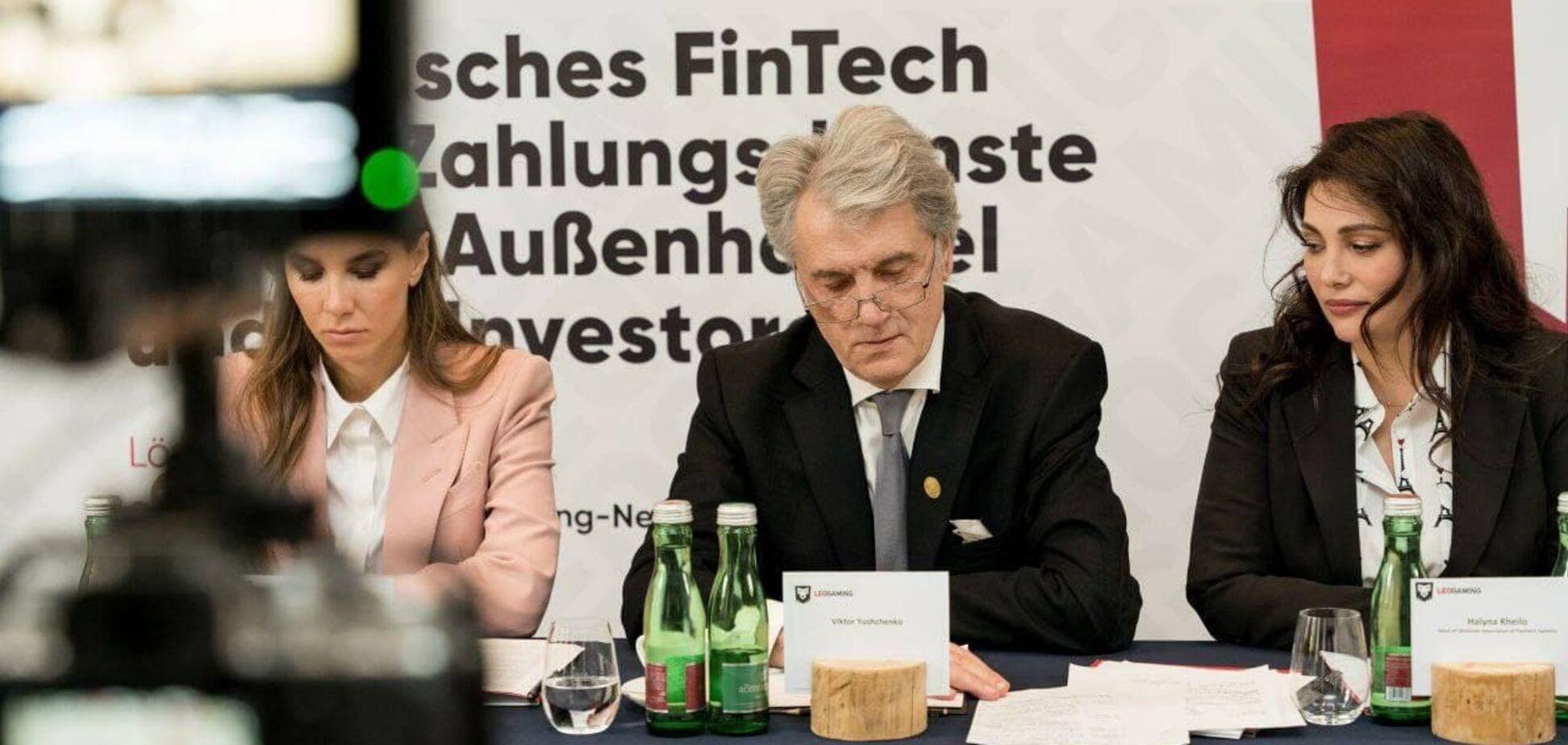 Fintech-галузь стає драйвером української економіки, – Ющенко