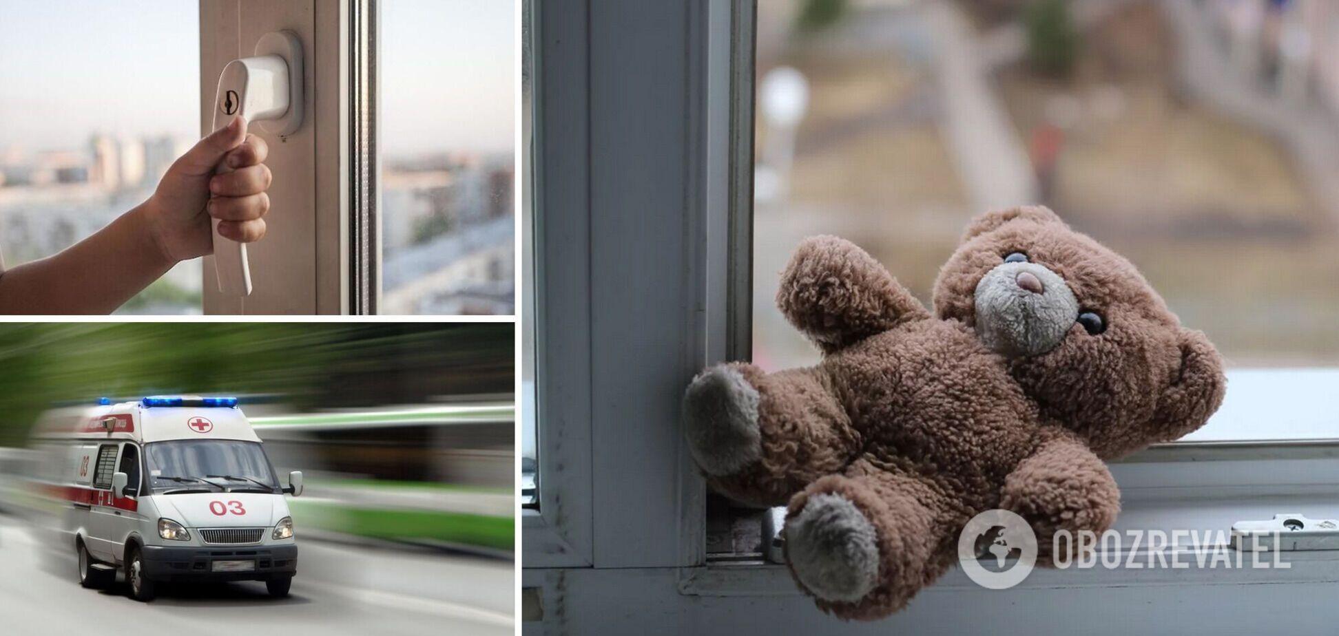 У Києві 8-річна дитина розбилася на смерть, випавши з балкона на 21-му поверсі