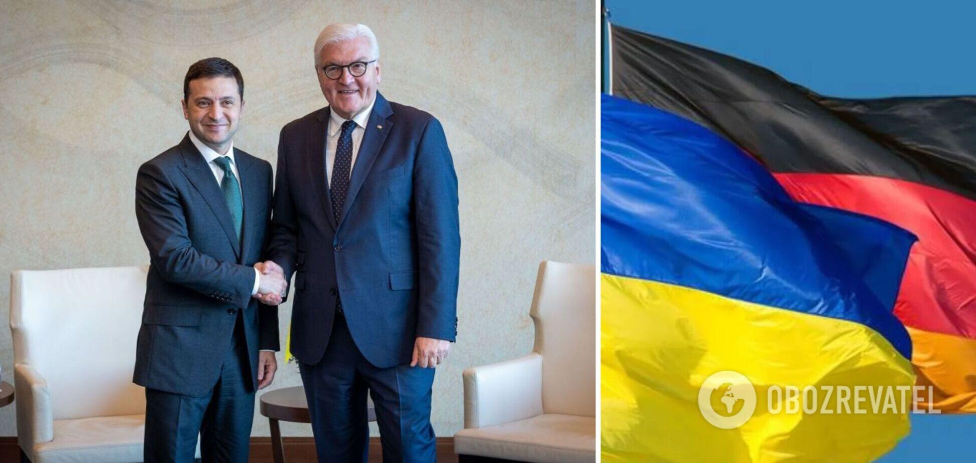 До Києва з офіційним візитом прибув президент Німеччини: він проведе зустріч із Зеленським. Фото