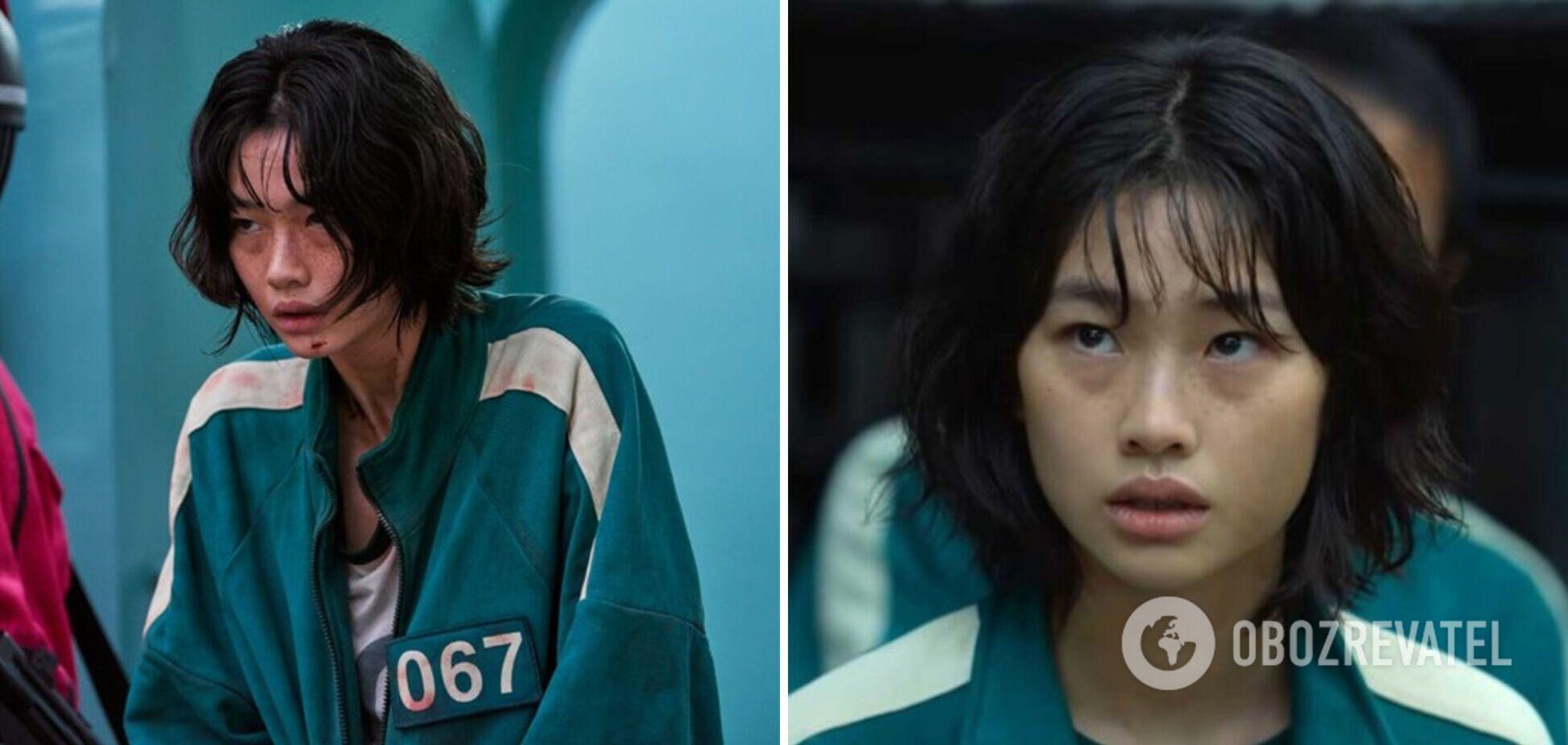 Зірка 'Гри в кальмара' Хо Ен Чон стала найпопулярнішою корейською акторкою за лічені дні: що про неї відомо. Фото