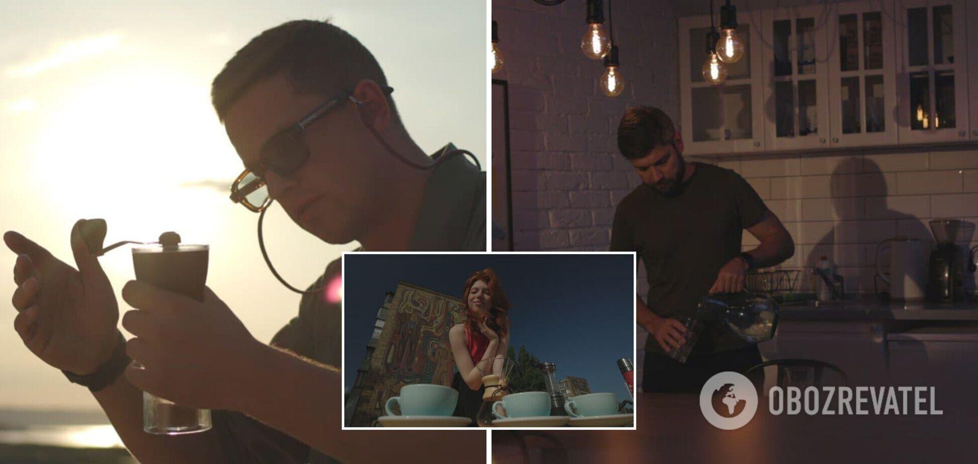 'Фунт Кофе' и AGUNEVSKII выпустили 6 видеоработ о кофе