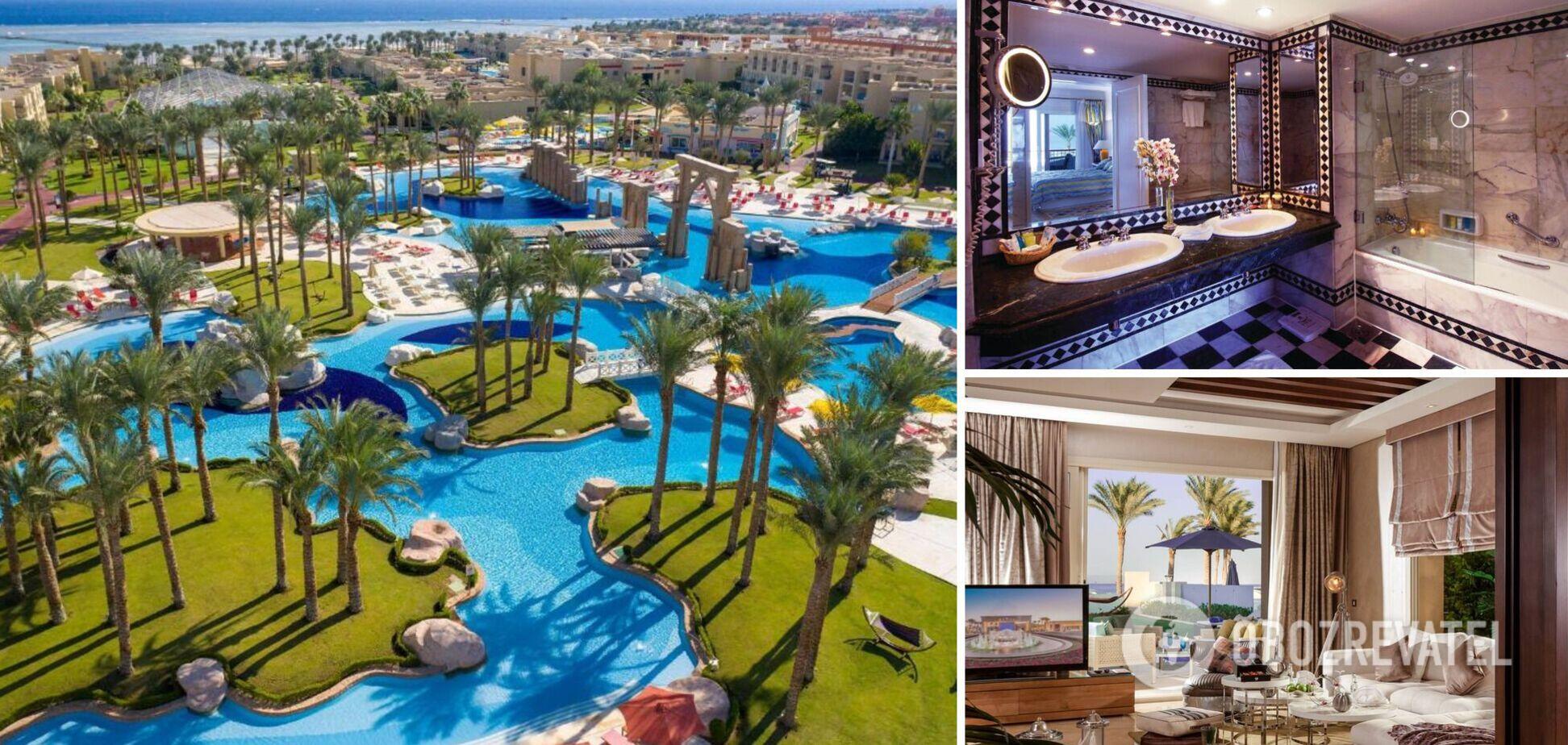 Названо 3 найдорожчих готелі Шарм-ель-Шейха. Фото