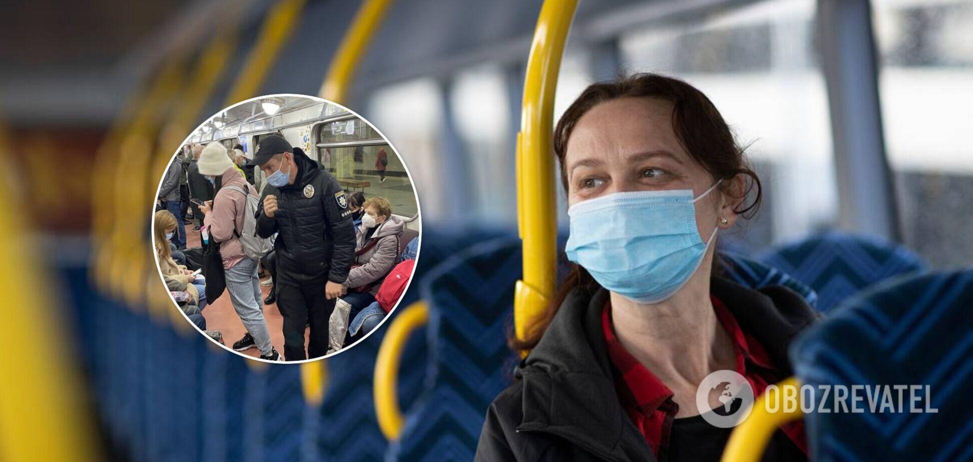 У Харкові ввели додатковий контроль у громадському транспорті через спалах COVID-19