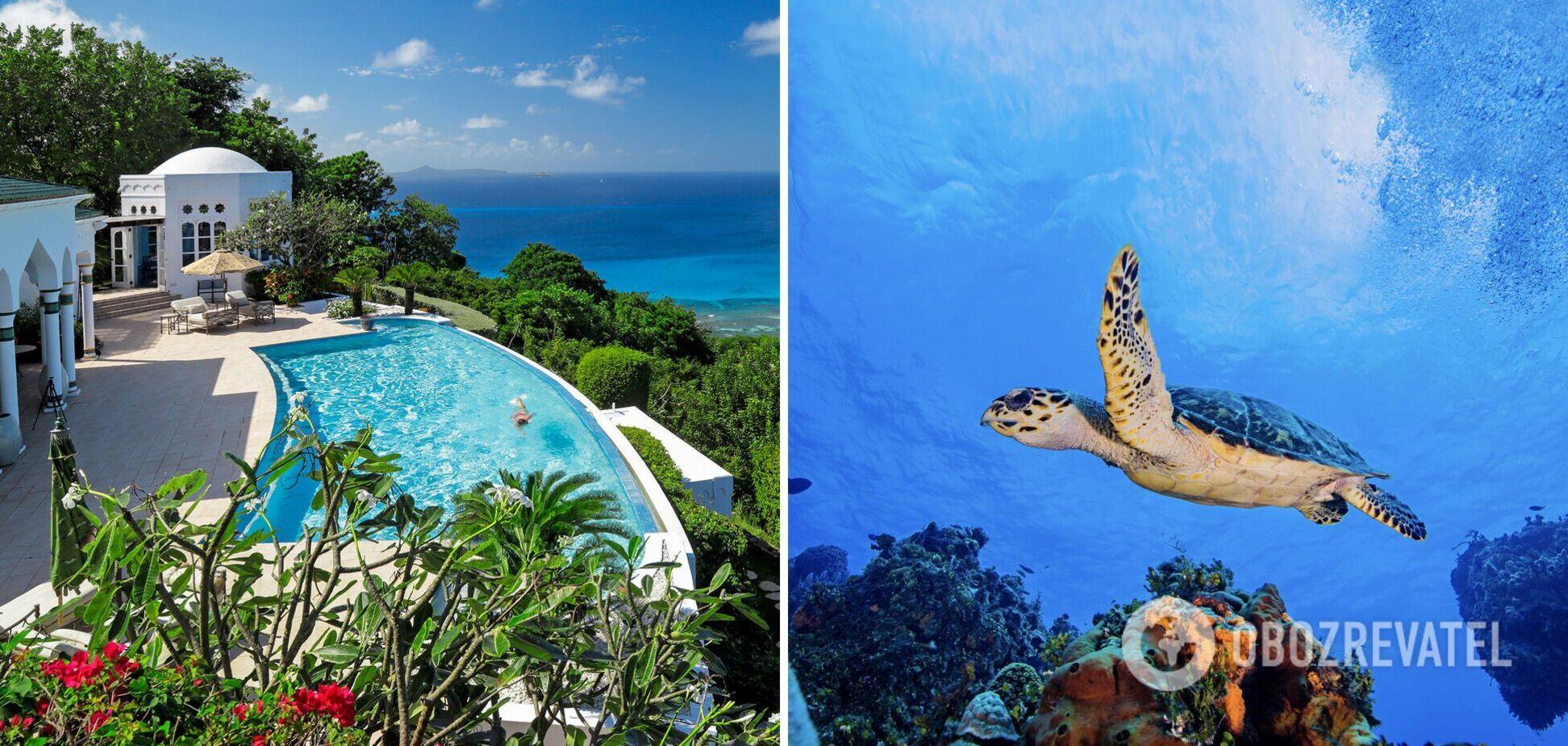 Топ-5 розкішних і найдорожчих острівних курортів світу