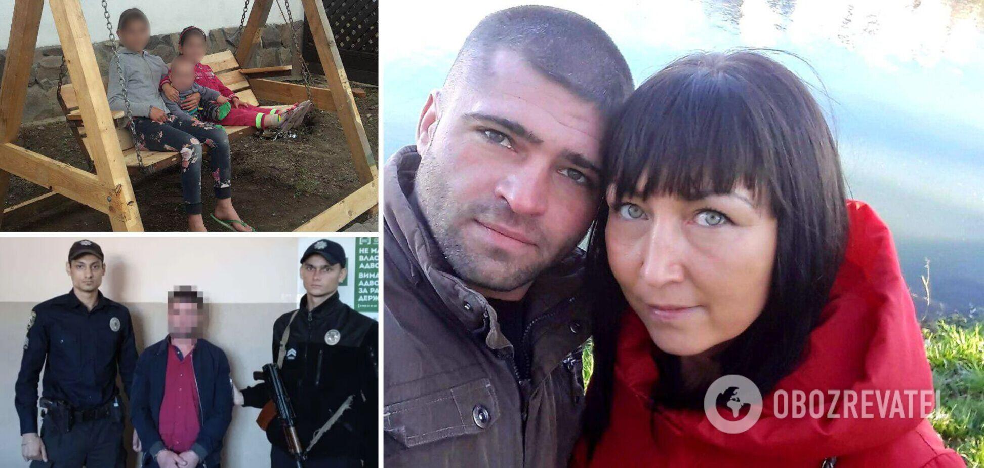 На Закарпатье отчим забил до смерти девочку, ему грозит тюрьма