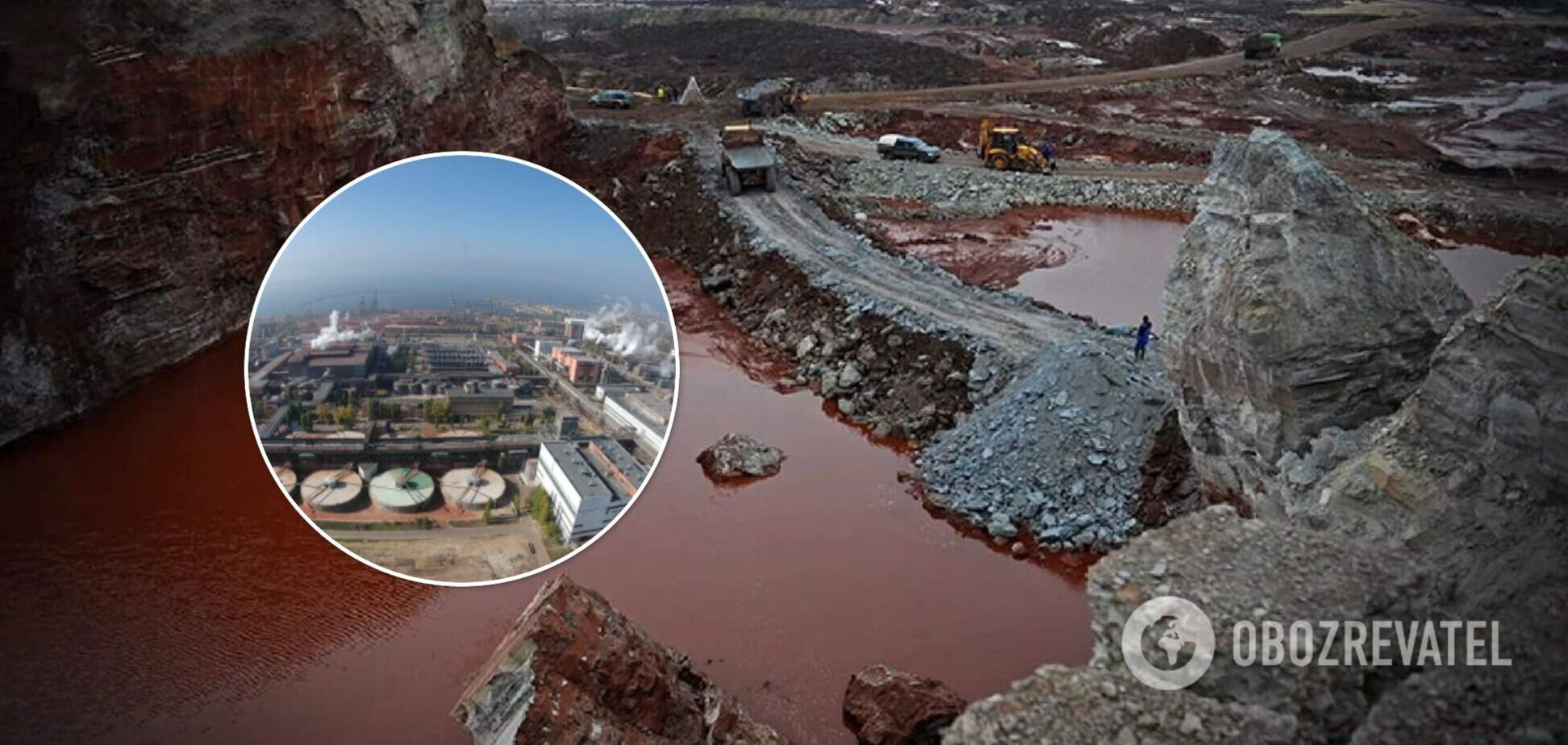 К чему приводит загрязнение от НГЗ